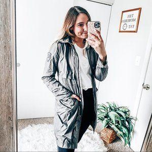 ADD Down rain jacket